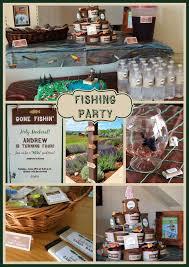 gone fishin u0027 andrew u0027s 4th fishing birthday
