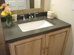 contemporary granite countertops bathroom vanity