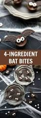 mini chocolate bat bites recipe monsters videos and tutorials