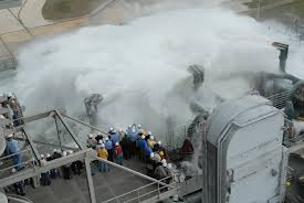 nasa shuttle liftoffs require precision launch pad