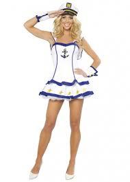 cute navy women sailor halloween costume sailor costume for women