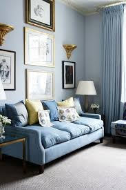 small livingroom blue grey scheme living room design ideas pictures