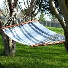 hammock between two trees stunning hanging hammock between two