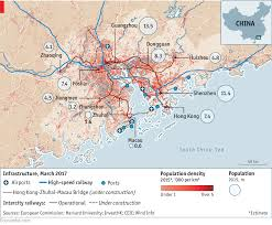 China River Map by What China Can Learn From The Pearl River Delta