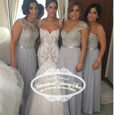 bridesmaid dresses silver silver sequin bridesmaid dresses gown and dress gallery