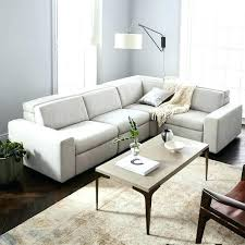 West Elm Sectional Sofa West Elm Sectionals Fascinating Sectional West Elm With Additional