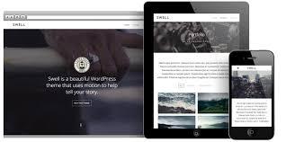 wp themes video background swell a stunning video wordpress theme themetrust