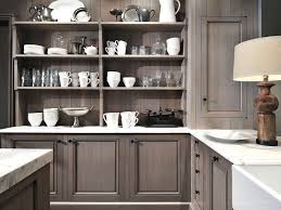 Taupe Cabinets Taupe Grey Stained Oak Cabinets Nrtradiant Com