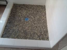 shower tile for shower floor superb tile shower floor leaking
