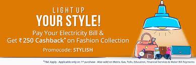 electricity stylish