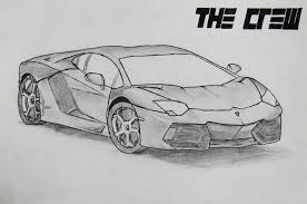 lamborghini front drawing how to draw a lamborghini aventador roadrunnersae