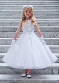 holy communion dresses ballerina communion dress with flower bodice