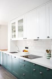 kitchen cabinets different colors top bottom the kitchen cabinet color i m obsessed with kitchen