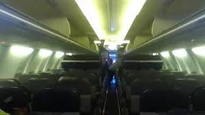 Alaska Air Map Alaska Airlines Boeing 737 800 Etops Cabin Walkaround And Onboard