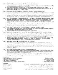 training resume 04082016