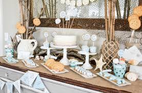 beach themed home decor ideas interior design new beach theme table decorations decorating