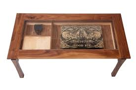 table picture display ideas coffee table with glass display coffee table design ideas