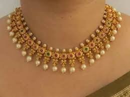 beautiful necklace gold images Latest beautiful gold necklace designs jpg
