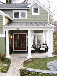 door accent colors for greenish gray simple clean warm and inviting although this color combo is on