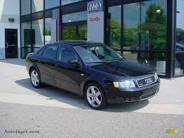 2004 audi a4 1 8 t quattro for sale 2004 audi a4 1 8t quattro sedan in brilliant black 019744 auto