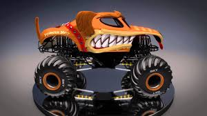 monster truck videos on youtube monster mutt new look for monster jam 2016 youtube