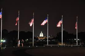 American Flag Christmas Lights How To Display The American Flag Anywhere And Anytime