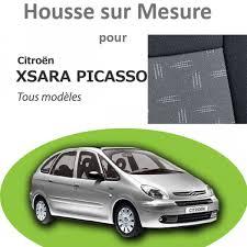 housse siege xsara picasso housse sur mesure premium pour sièges de citroën xsara picasso