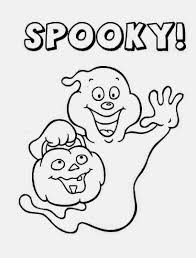 halloween coloring pages printable sheets back white images for kids