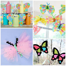 beautiful butterfly crafts for to crafty morning
