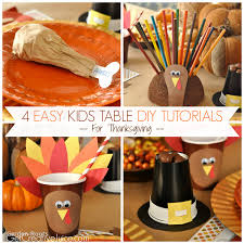diy home decor ideas step by step awesome diy thanksgiving table