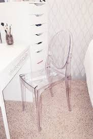 the beetique my vanity u0027s louis ghost chair dupe