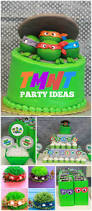 Halloween Birthday Party Ideas For Teens 139 Best Teenage Mutant Ninja Turtles Party Ideas Images On