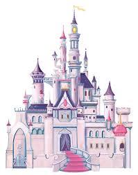 disney castle clipart free clipartxtras