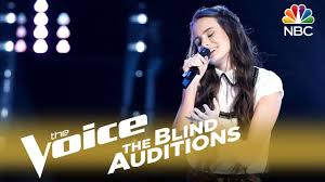 301 best images about loveys the voice 2018 blind audition jaclyn lovey can t help falling