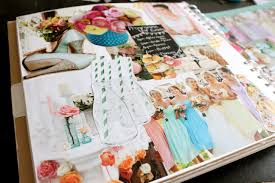 scrapbook for wedding wedding plans
