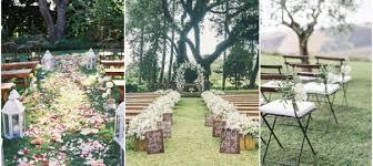 outdoor wedding decorations weddinginclude wedding ideas