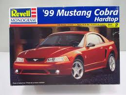 voiture ford revell monogram u002799 mustang cobra hardtop 1 25 scale ebay
