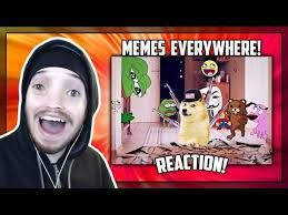 Memes Memes Everywhere - memes everywhere reacting to mlg attack meme invasion youtube