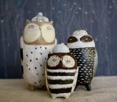owl kitchen canisters canister sets ceramic foter