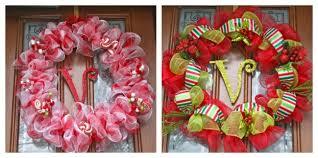 deco mesh wreaths the sassy momma