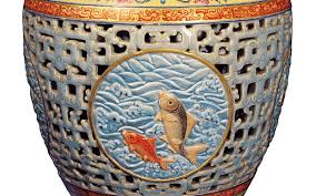 Chinese Vases History Chinese Vase Sells For World Record Breaking 53 1 Million At
