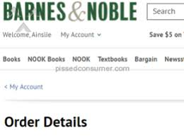 Barnes And Noble Spokane Barnes And Noble Ups Mail Innovations Feb 28 2017 Pissed Consumer