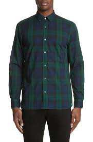 tartan vs plaid burberry men u0027s shirts u0026 clothing nordstrom