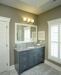 Grey Bathroom Vanity Units Grey Bathroom Vanity The Grainy Gray White Tile And Without