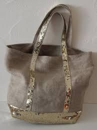 sac cabas en lin cabas en lin doré u2013 damaliclem créations