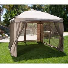 Patio Gazebos by Garden Hampton Bay Replacement Canopy Hampton Bay Gazebo