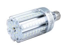 light efficient design 18w 5700k post top led bulb ballast bypass