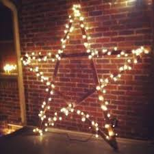 Christmas Star Outdoor Lights Decorations by 12 Best Star Christmas Images On Pinterest Christmas Stars
