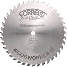 forrest table saw blades forrest 10 atb woodworker ii general purpose saw blade rockler