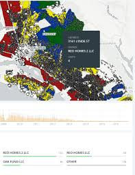 san francisco eviction map demographic maps anti eviction mapping project
